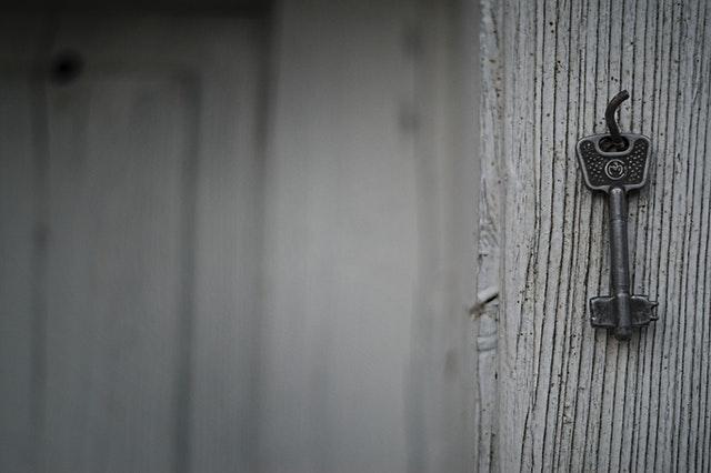 tajné klíče